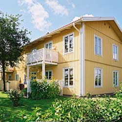 IKEA BoKlok House - affordable housing for the UK
