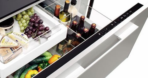 Fisher & Paykel - Innovative Fridge Draw