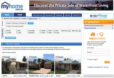 MyHome Australia real estate website -closing its doors after 16 months