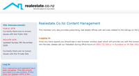 realestate.co.nz private site