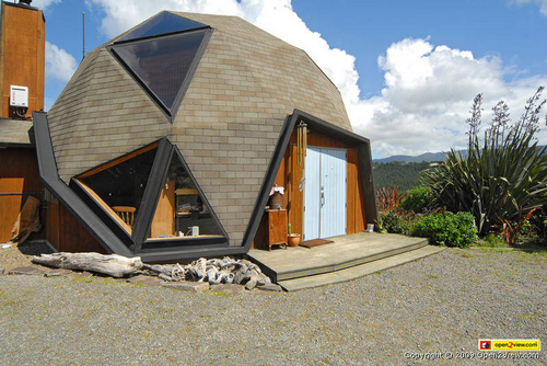 Geodesic Dome Home For Sale!