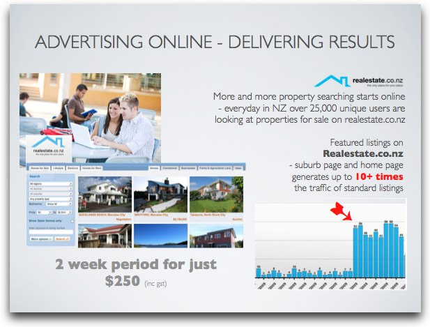 Click here to dowload this sales flyer (1.1MB pdf)